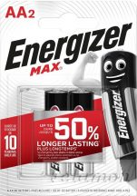 Energizer    Max 2AA