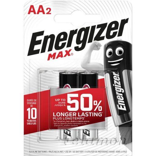 Energizer    Max 2AA