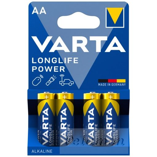 Varta Longlife Power  AA