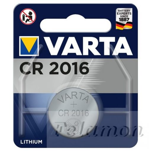 Varta CR 2016
