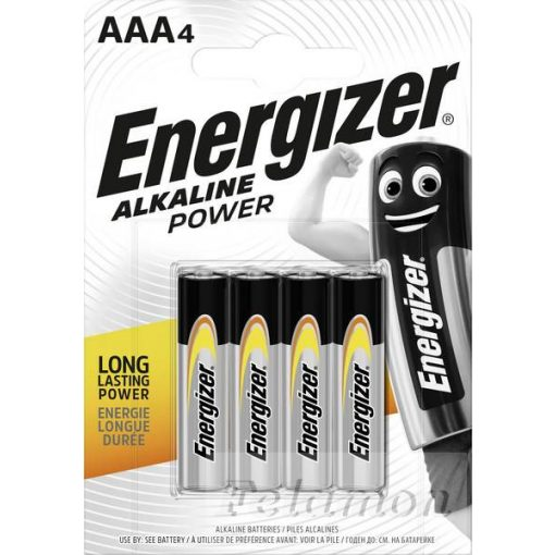 Energizer Alkaline Power  4AAA