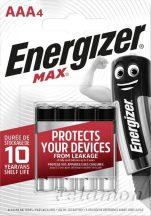 Energizer   Max  4AAA