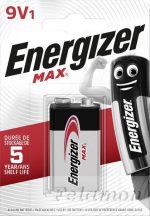 Energizer  Max 9V