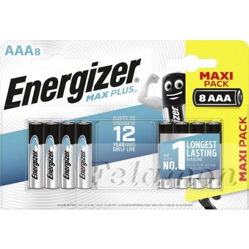 Energizer Max Plus 8AAA