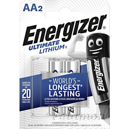 Energizer Lithium 2AA
