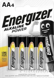 Energizer Alkaline Power  4AA