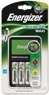 Energizer Maxi töltő+4AA 2000mAh