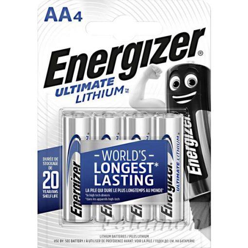 Energizer Lithium 4AA