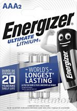 Energizer Lithium 2AAA
