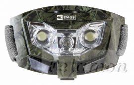 Emos 3 LED-es fejlámpa LA200