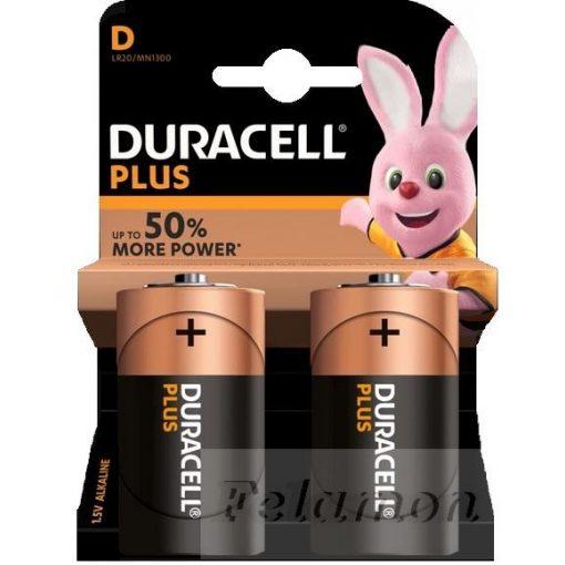 Duracell Basic D