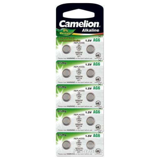 Camelion  AG6 10db