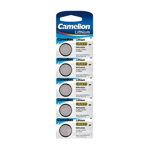Camelion CR2025