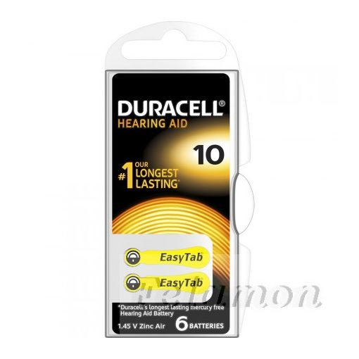 Duracell Activair 10 6db