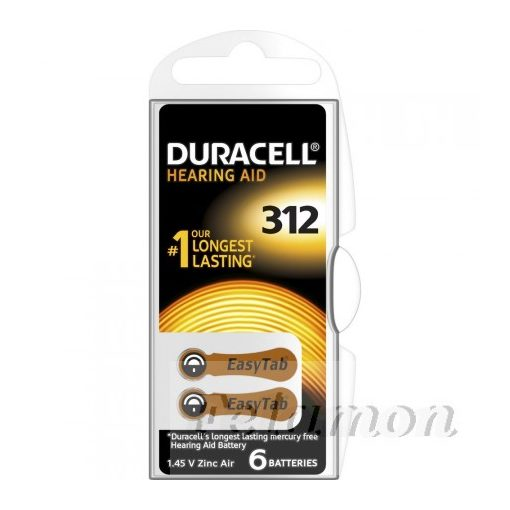 Duracell Activair 312 6db