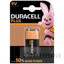 Duracell Plus Power 9V