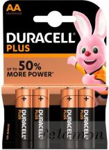 Duracell Plus Power 4AA