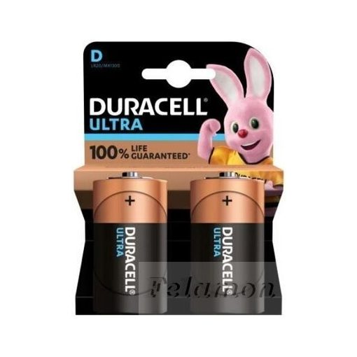 Duracell Ultra D
