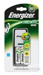 Energizer Mini töltő + 2AA 2000mAh