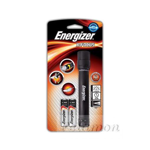 Energizer X-Focus 2AA