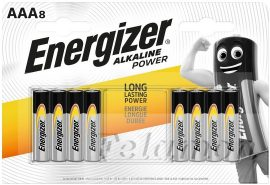 Energizer Alkaline Power AAA 8db