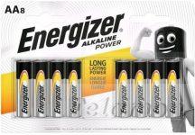 Energizer Alkaline Power AA 8db