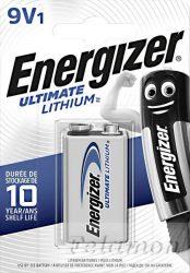 Energizer Lithium 9V