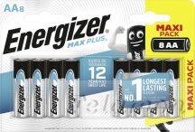 Energizer Max Plus 8AA
