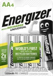 Energizer akkumlátor   AA 1300mAh
