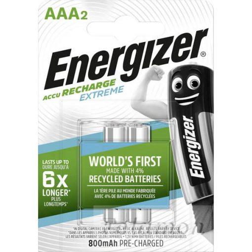 Energizer akkumulátor  2AAA  800mAh