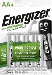 Energizer akkumlátor   4AA 2000mAh