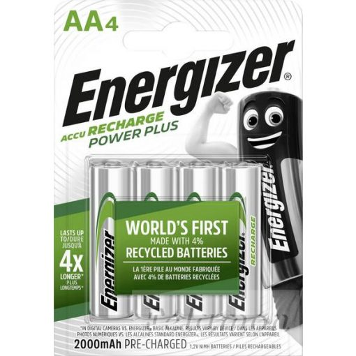 Energizer akkumulátor   4AA 2000mAh
