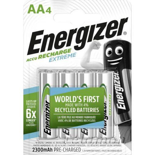 Energizer akkumulátor   4AA 2300mAh