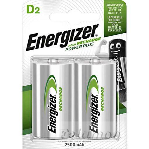 Energizer akkumulátor  D