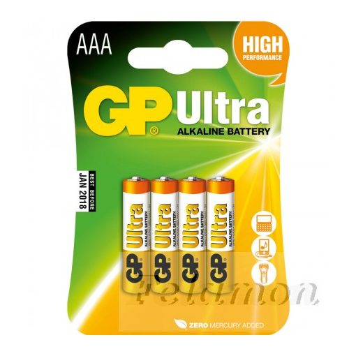 GP Ultra AAA BL4