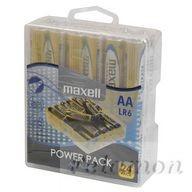 Maxell Alkaline dobos AA 24db