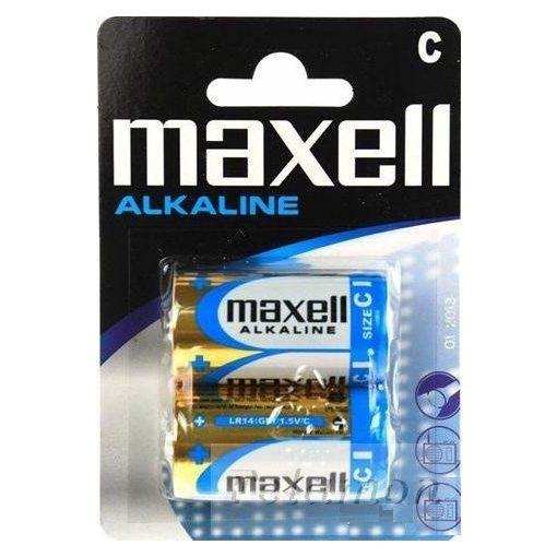 Maxell Alkaline  C