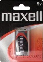 Maxell Zinc 9V
