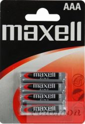 Maxell Zinc AAA