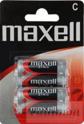 Maxell Zinc C