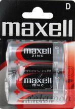 Maxell Zinc D