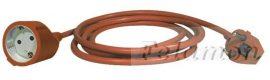 Lengő hosszabbító PVC  30m