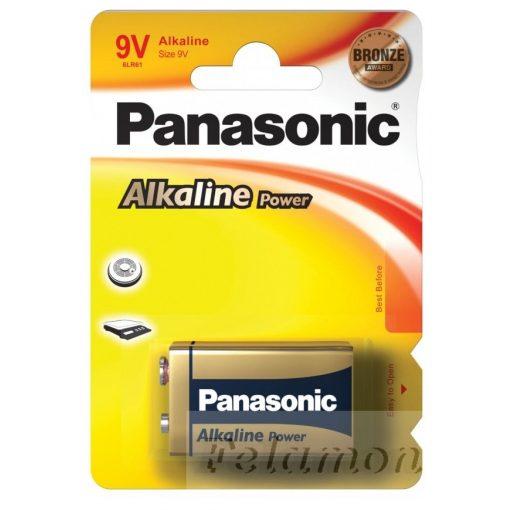 Panasonic Alkaline Power 9V