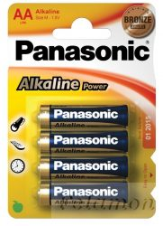 Panasonic Alkaline Power AA