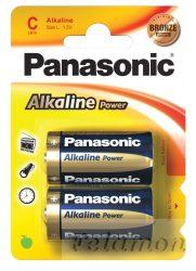 Panasonic Alkaline Power C