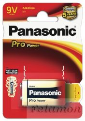 Panasonic PRO Power 9V
