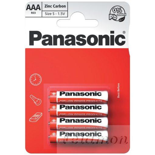 Panasonic Zinc Carbon AAA