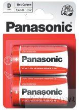 Panasonic Zinc Carbon D