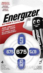 Energizer 675 4db
