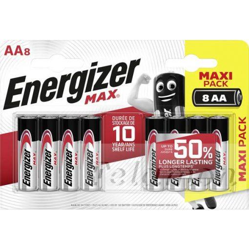 Energizer Max 8AA